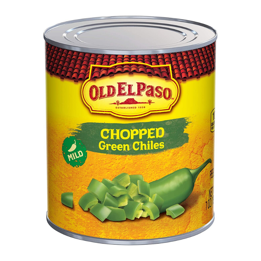 Old El Paso Green Chiles
