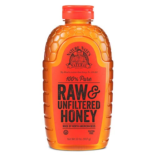 Nature Nate's Raw & Unfiltered Honey