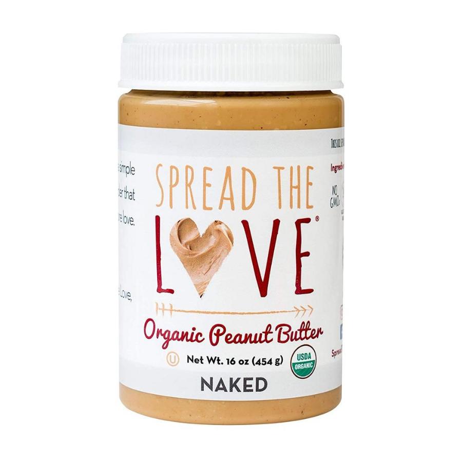 Spread The Love Organic Peanut Butter