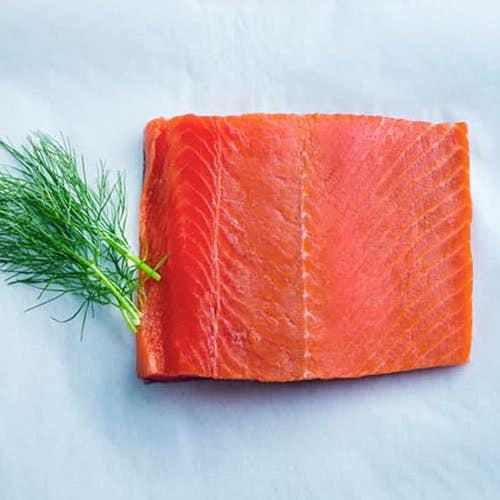 Wild-Caught Alaska Salmon