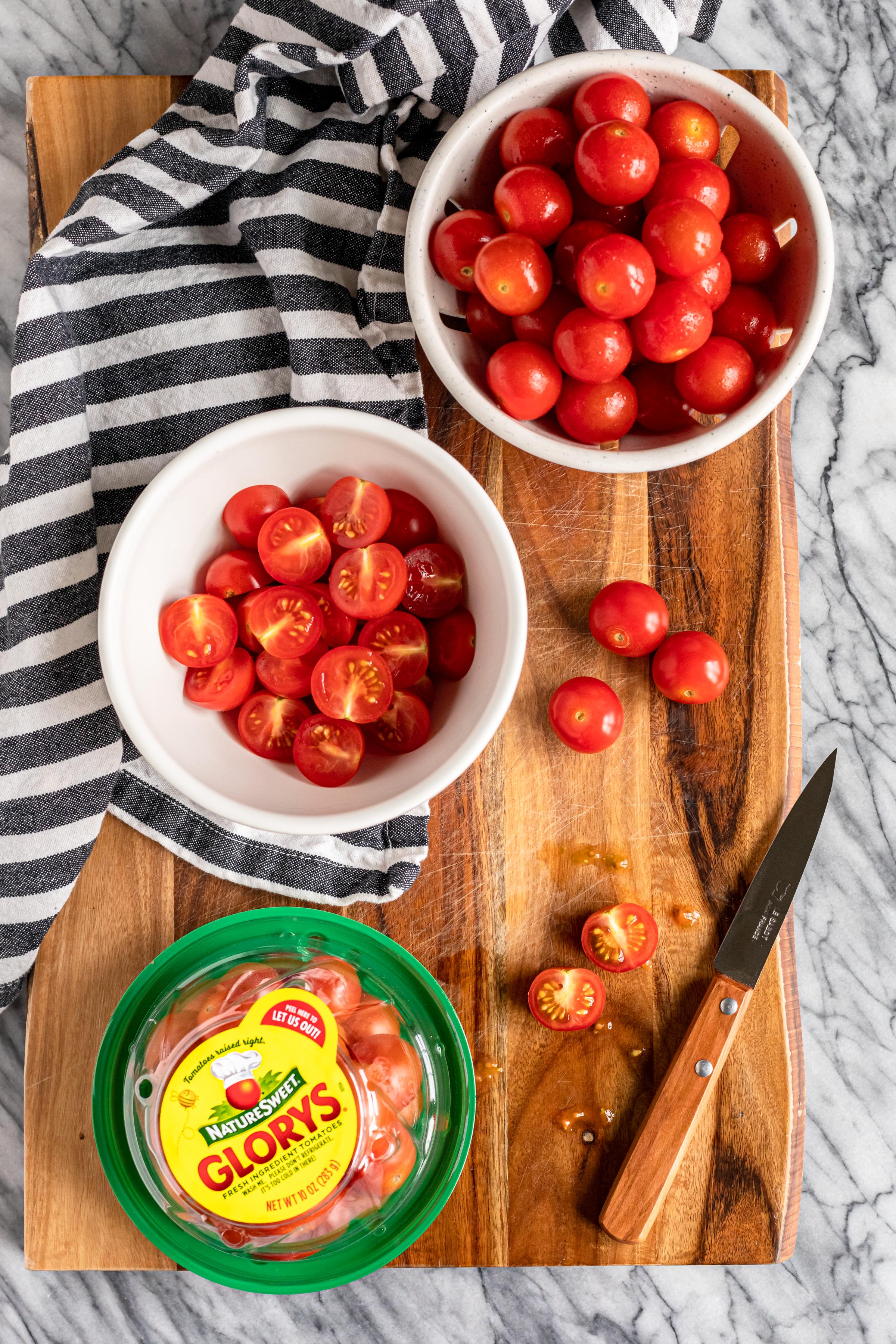 Hungarian Marinated Tomato Salad Paradicsomsaláta – Unsophisticook
